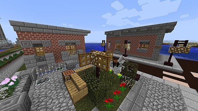 Examples Minecraft Project