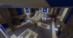 Arena - Teleportion Hub Minecraft Map & Project