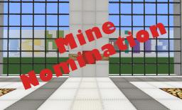 MineNomination ! An Neknomination inspired game ! Minecraft Map & Project