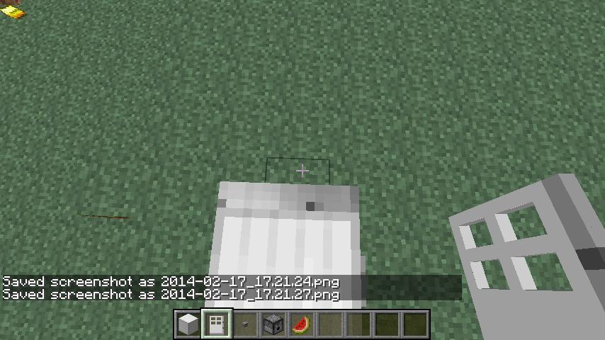 minecraft how to make a refrigerator
