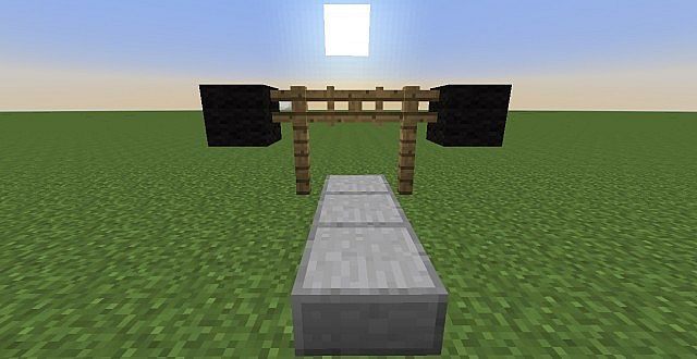Bench Press Minecraft Project