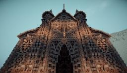 A fantastic manor Minecraft