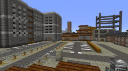 Fallout rebuilding humanity (rebuilded city) Minecraft Project