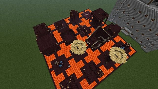 Nether City; looking for advice from others. - Screenshots - Show ...
