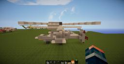 SU-97 Raider Minecraft