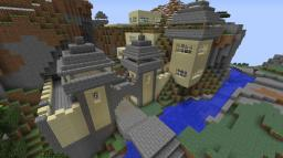 City of Caves Minecraft Project