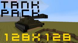 TANK PACK [128X128] Minecraft Texture Pack
