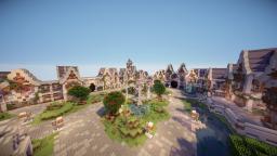 | Emporium | A Server Spawn Minecraft Map & Project