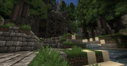 Hilltop Hoodlands House #1 Series Minecraft Map & Project