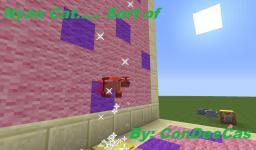 Nyan Cat..... Sort Of Minecraft Blog