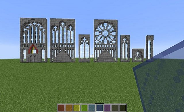 Experiement community project become part of my new for Window design minecraft