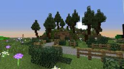 Hobbit Hole Build Minecraft Map & Project