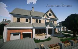 American Dream Minecraft Map & Project
