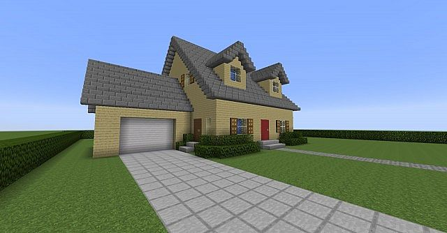 Family Guy Griffin S House Minecraft Project