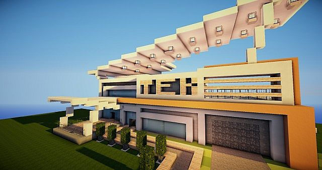 Ultimate House Minecraft Project