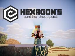 Hexagon's Sunshine ShaderPack [1.7.10] Minecraft Mod