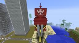 Gokai Galleon Minecraft