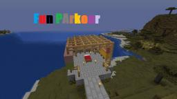 Fun PArkour Minecraft Map & Project