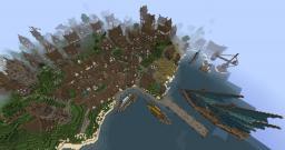 Eldamar Minecraft Project