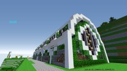 the Hall Minecraft Map & Project