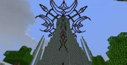 Epic Server Spawn Minecraft Project