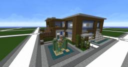 modern house style Minecraft Map & Project
