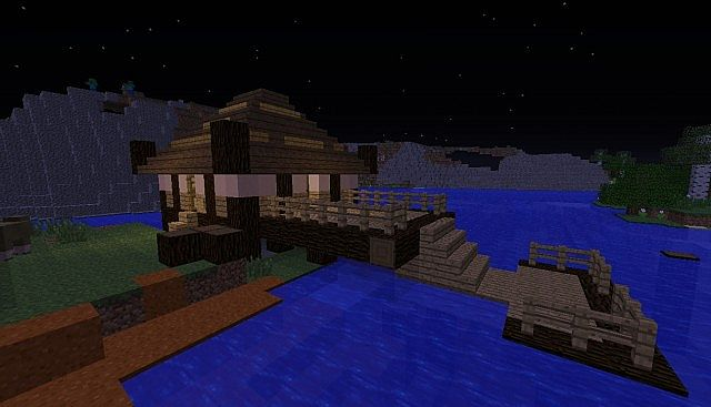 Mill Naire Themed Japanese Village Minecraft Project