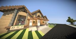 ''Wood''  An Mansion Minecraft