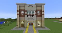 Fire Brigade Minecraft