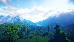 FREE Fantasy Map  [WorldMachine, Multiple Biomes, 4x4k] Minecraft Project