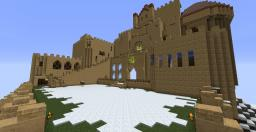 Fable III BowerStone Castle Minecraft Map & Project