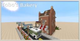 Hobo's Bakery | Victorian Styled Bakery. Minecraft Map & Project