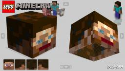 What's This About my New Lego Minecraft Steve Helmet? Minecraft Blog Post