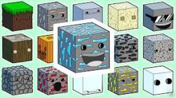 What Block are you! Minecraft
