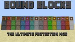 Bound Blocks Minecraft Mod