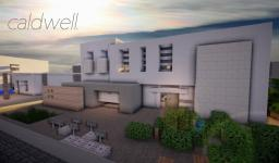 Caldwell | Burnaby Residence | Contemporary Minecraft Project