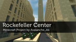Rockefeller Center Minecraft Map & Project