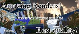 Beautiful Renders for Featured Banners! Free!