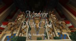 Underground Night Club Minecraft Map & Project