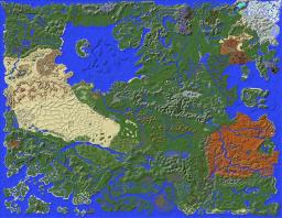 Unrealistic Fantasy Realism Map Minecraft Map & Project