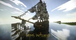 HMS The Interpid a 17th Century Ship Minecraft