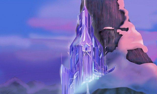 Frozen Castle, WORK IN PROGRESS!!!! Minecraft Project