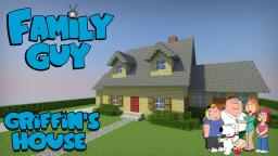 Family Guy: Griffin's House Minecraft