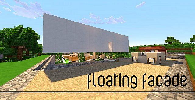 How To Craft Facades Minecraft