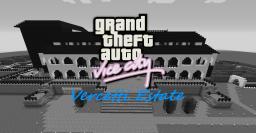 Vercetti Estate (Grand Theft Auto Vice City) Minecraft Project