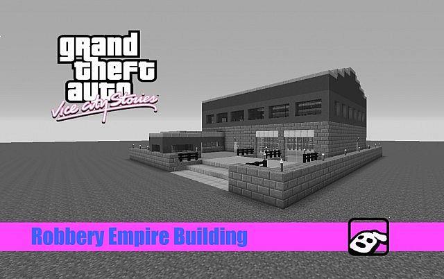 Robbery Empire Building Grand Theft Auto Vice City