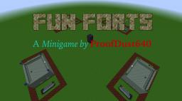 Fun Forts Minecraft Map & Project