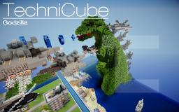 Godzilla Minecraft Map & Project