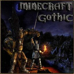 Gothic (With sounpack) Minecraft Texture Pack