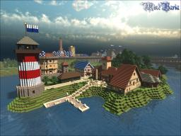 Minevaria Harbour Minecraft Map & Project